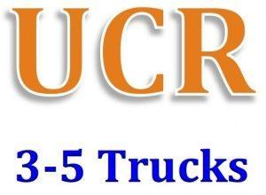 UCR 3-5 Trucks