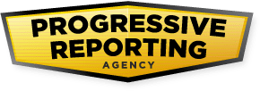 progressive reporting agency logo