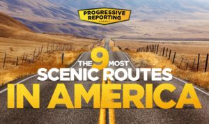 The 9 Most Scenic Routes in America