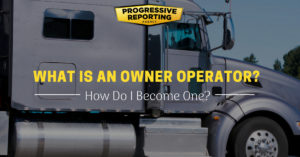 What is an owner operator? How do you become one?